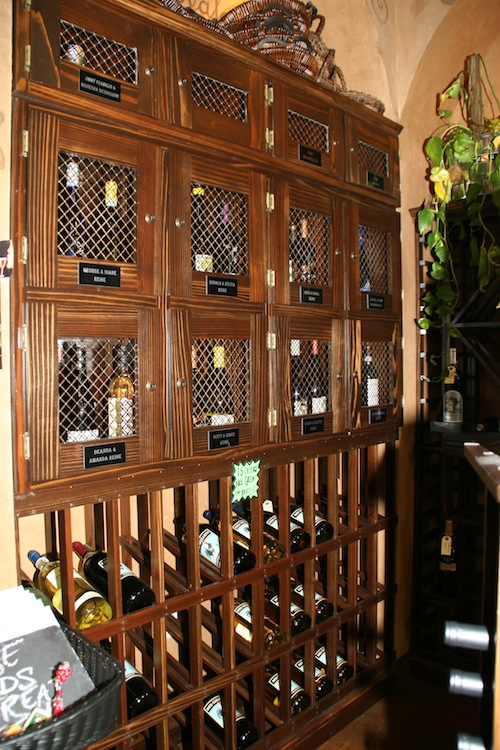 Commercial Wine Racks Bistro De La Reine