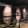 Swiss Wine Barrel Mural