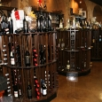 Commercial Wine Displays, Commercial Round Aisles