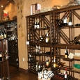 Commercial Lattice Wine Racks New Orleans Louisiana Custom Lattice Bins
