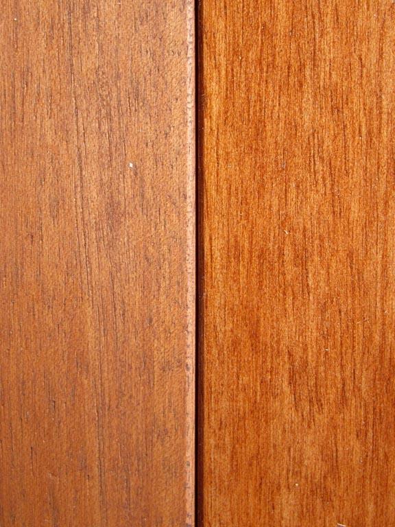Mahogany Vs Cherry Wood Color ~ Color samples