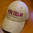 Front of Cork Cap with WCS logo