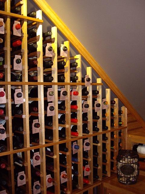 Custom Wine Cellars Builders Closet Conversions Dallas Texas