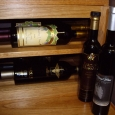 Custom Wine Cellars Texas Dann Display Racks Close
