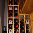 Custom Wine Cellars Texas Dann Wall Right Top