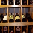 Custom Wine Cellars Texas Dann High Reveal Display Row