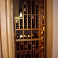 Through The Wine Cellar Door