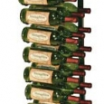 WPOP - Point of Purchase Display Rack Holds 24 bottles