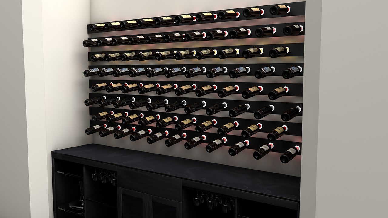 alibaba acrylic wholesale clear suppliers stackable wine showroom bottles rack