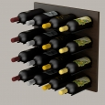 Ultra Pegs Light - Black - 3 Quarter - by Wine Cellar Specialists.jpg