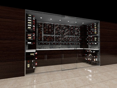 Wine Wall Peg Or Rod System Racks