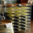 Evolution Series Metal Wine Racks 81-Bottle