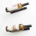 Two Wall Series Single Wine Racks by VintageView