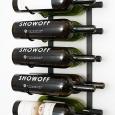 18 Bottle Magnum Wine Rack Wall Mount