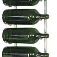 Bit Bottle Wall Mounted Wine Rack