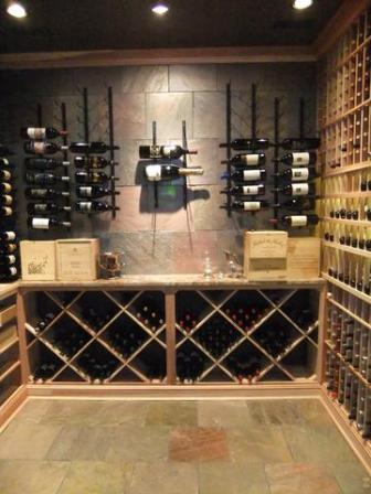Custom Wine Cellars Memphis Tennessee Woods