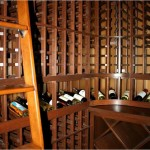 Chevis wine cellar