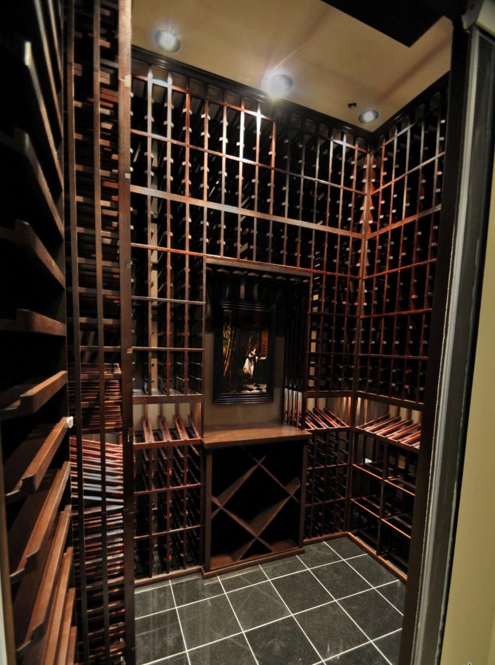 Climate Control System Stabilizes the Wine Cellar Environment