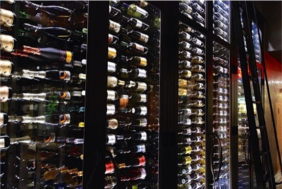 Commercial Wine Cellar Designed in Chicago