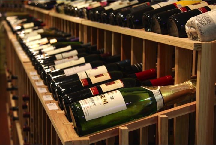 Commercial Wine Racks