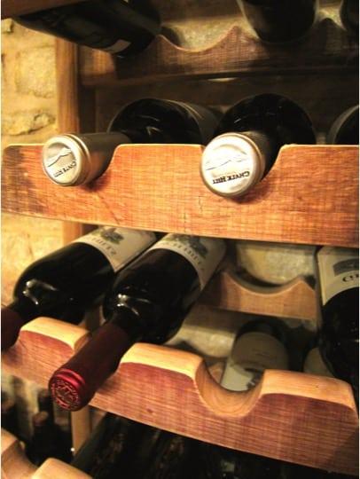 Home Wine Cellar in Tampa, Florida