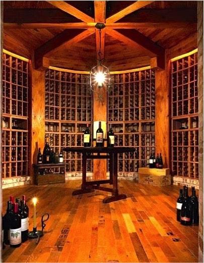 Wine Tasting Room - Wine Cellar Specialists