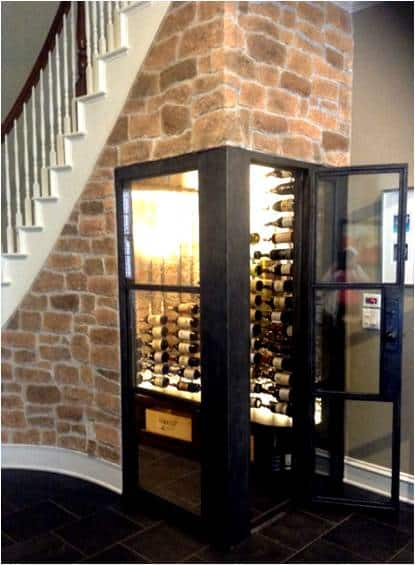 custom wine cellar Coppel Texas