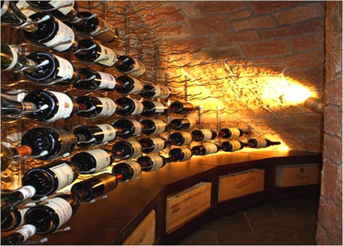 home wine cellar Dallas Texas