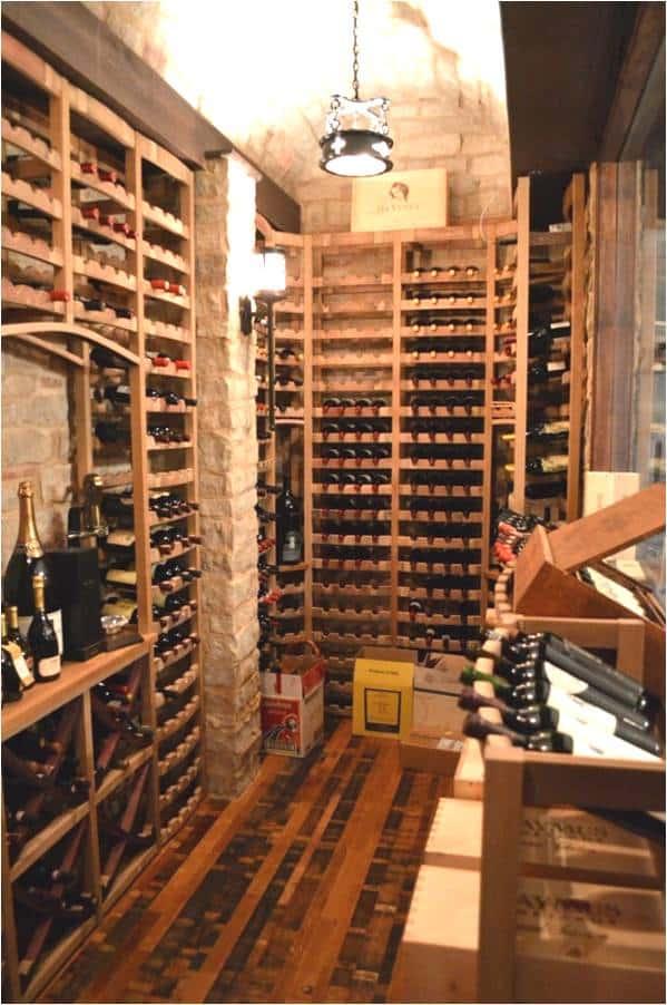 residential wine cellar Dallas Texas