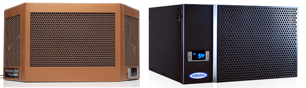 wine cellar cooling systems Texas