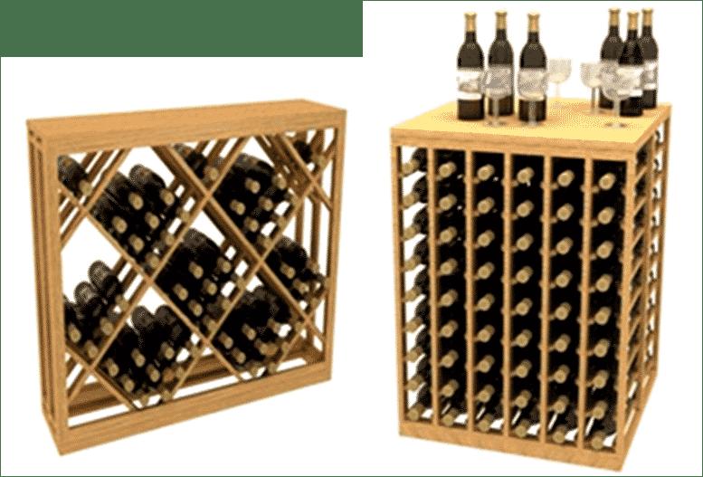 wine racks Dallas Texas