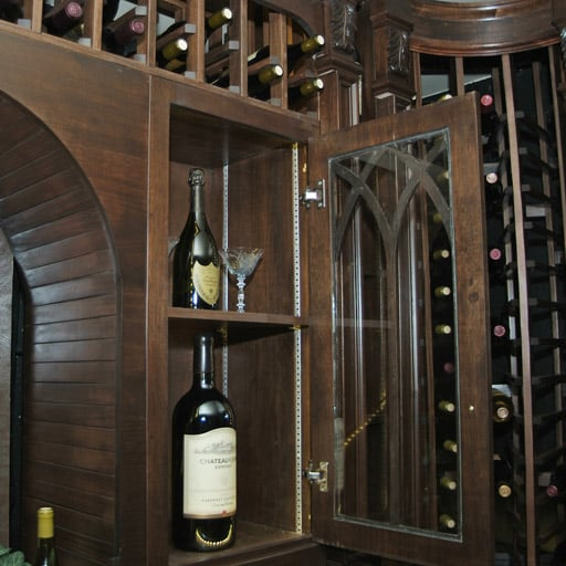 How to Build a Wine Cellar Cabinet | eHow.com