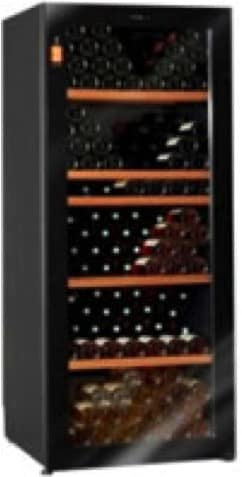 A modern option for wine lovers is the Climadiff wine cabinets