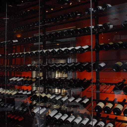 Metal Commercial Wine Racks Texas