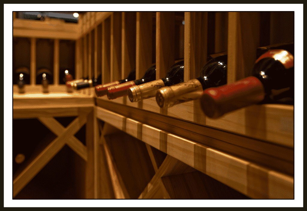 Custom Wine Cellars Dallas Texas Bottles