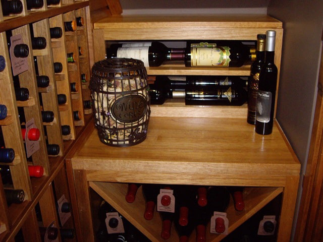 Award-Winning Custom Wine Cellars Dallas Texas - Frisco Wine Clo