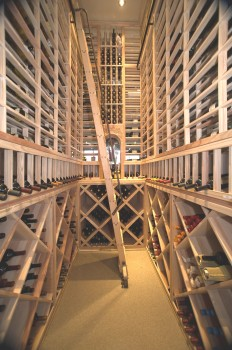 1. Bob's Commercial Custom Wine Cellars