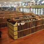 Custom Commericial Wine Racks New Jersey Wine Store Capacity
