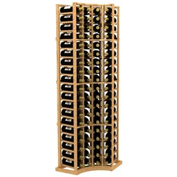 Curved Corner Standard Wine Rack