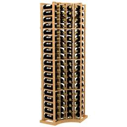 Curved Corner Standard Wine Rack