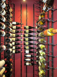 6. Griffith Dallas Texas Custom Wine Cellars Project