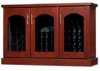 wine cabinet by Wine Cellar Specialists Texas