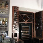 Commercial Custom Wine Cellars Chicago - The Girl & the Goat