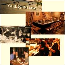 1. The Girl & the Goat Restaurant & Bar Chicago Wine Display Renovation