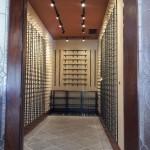 Wine Cellar Builders Atlanta Project Custom Wine Cellars Conversion Complete