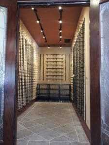 5. Wine Cellar Builders Atlanta Project Custom Wine Cellars Conversion