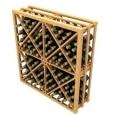 Stackable Wood Wine Rack