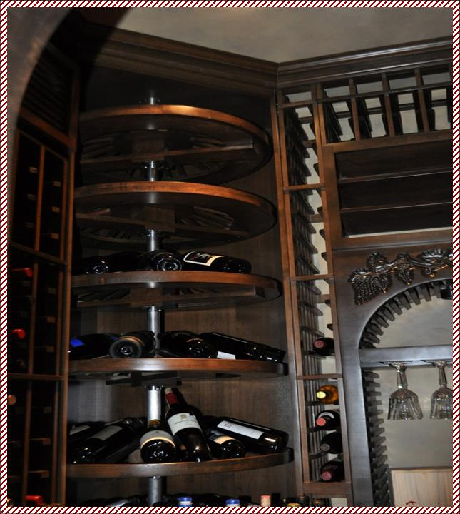 Residential Wine Cellar Texas
