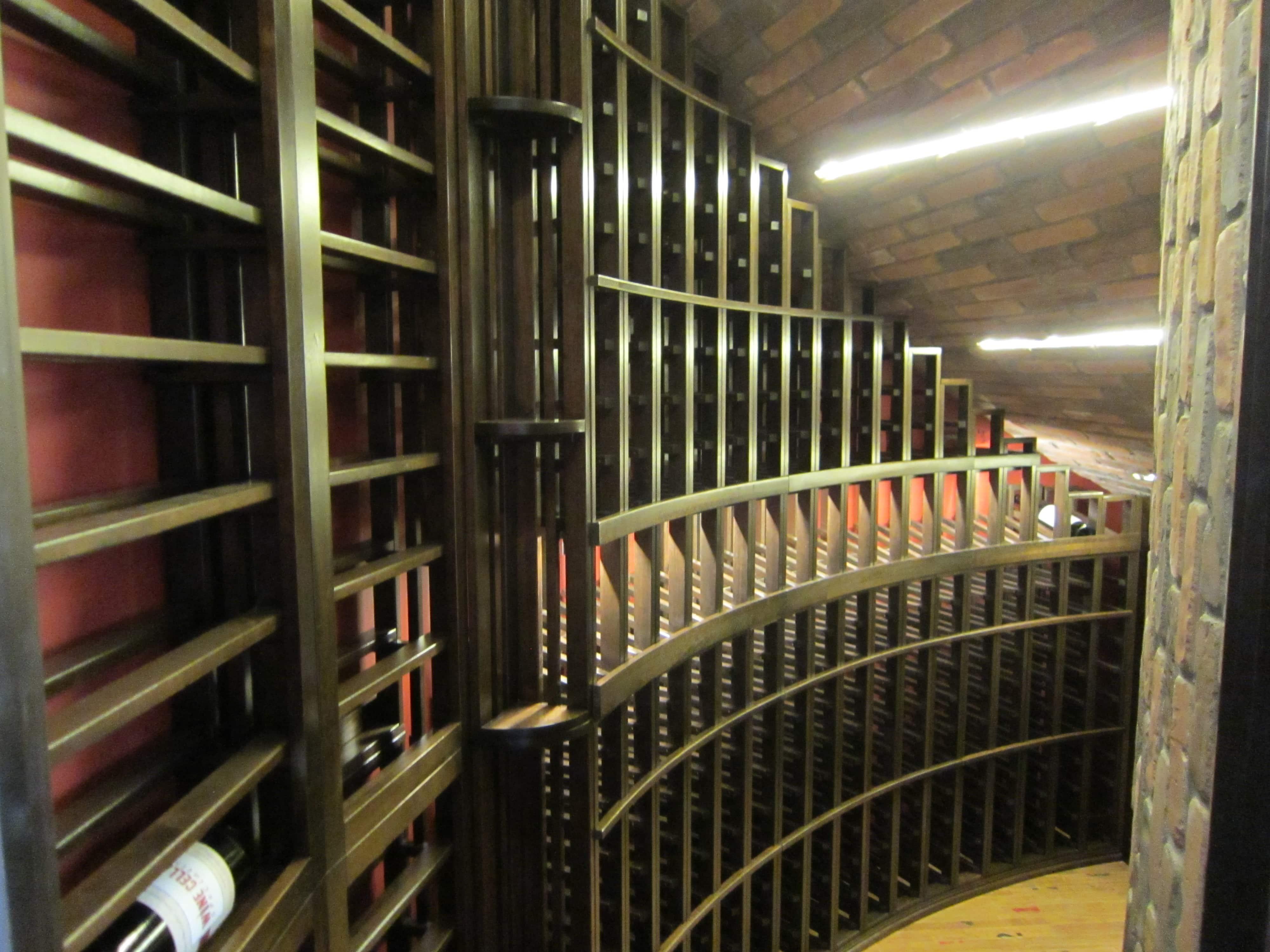 Burke Wine Cellar Texas All