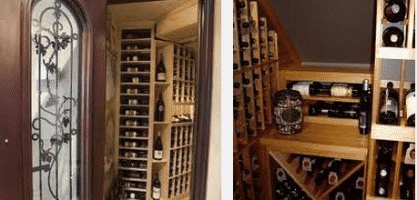 Custom Wine Rooms Naperville llinois